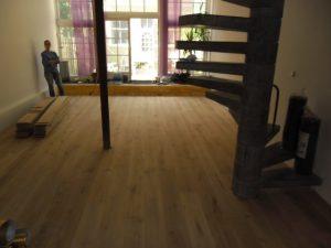 houten vloer laten leggen