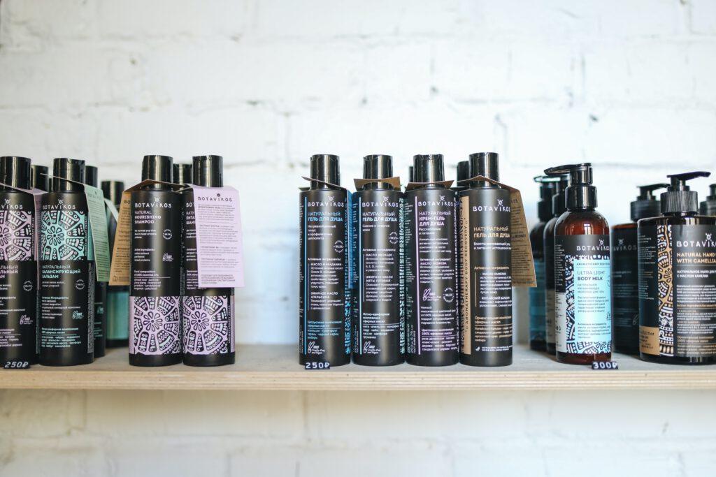 Inebrya shampoo